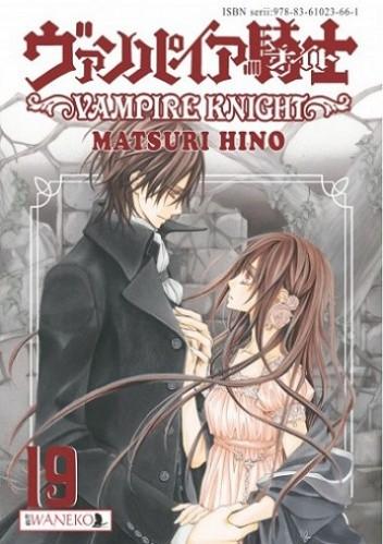 Okładka książki Vampire Knight tom 19