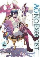 Ao No Exorcist 4