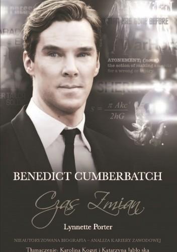 Okładka książki Benedict Cumberbatch - Czas zmian