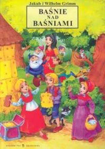 Okładka książki Baśnie nad baśniami