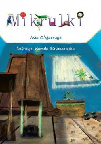 Okładka książki Mikrulki