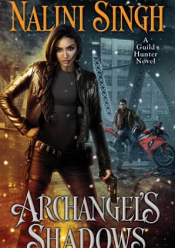 Okładka książki Archangel's Shadows