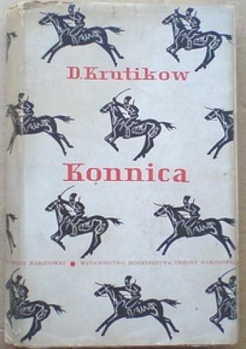 Okładka książki Konnica