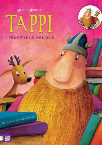 Okładka książki Tappi i niezwykłe miejsce