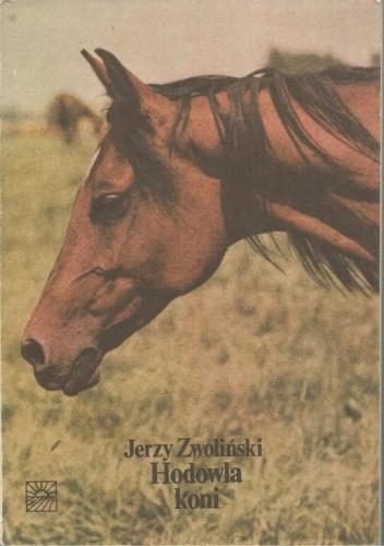 Okładka książki Hodowla koni