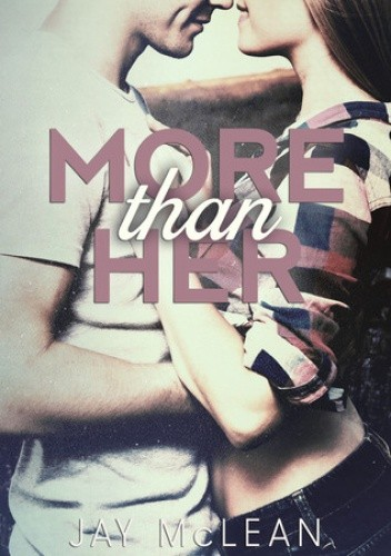 Okładka książki More Than Her