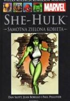 She-Hulk: Samotna Zielona Kobieta