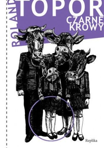 Okładka książki Czarne krowy