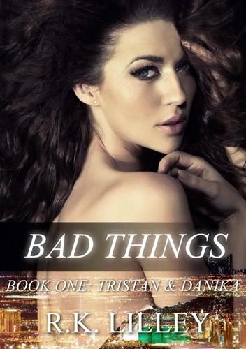 Okładka książki Bad Things