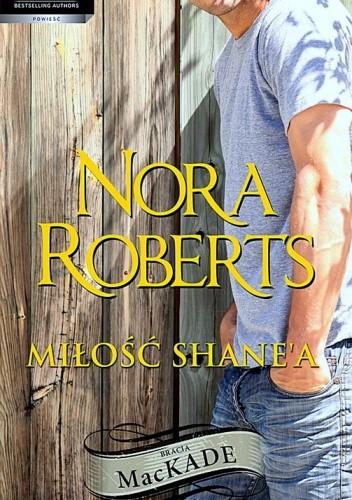 Okładka książki Miłość Shane'a