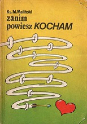 Okładka książki Zanim powiesz KOCHAM