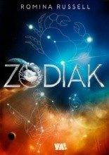 Okładka książki Zodiak