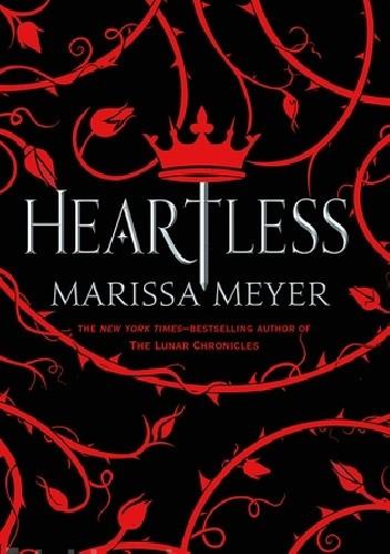 Okładka książki Heartless