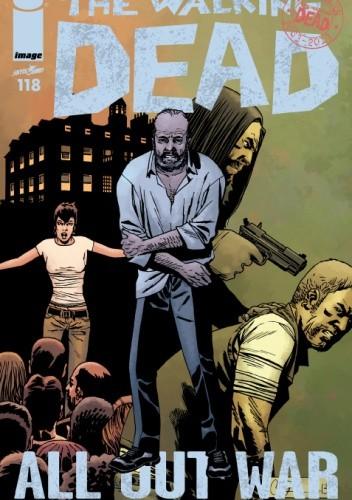 Okładka książki The Walking Dead #118