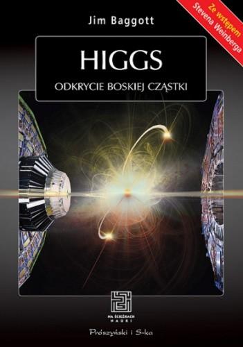 Okładka książki Higgs. Odkrycie boskiej cząstki