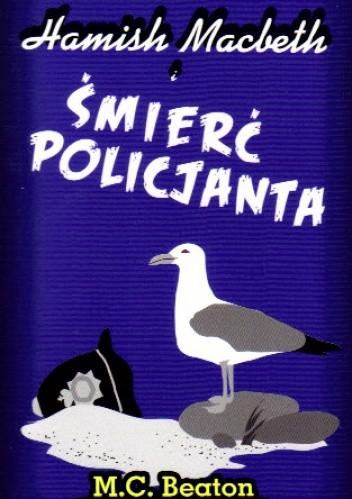 Okładka książki Hamish Macbeth i śmierć policjanta
