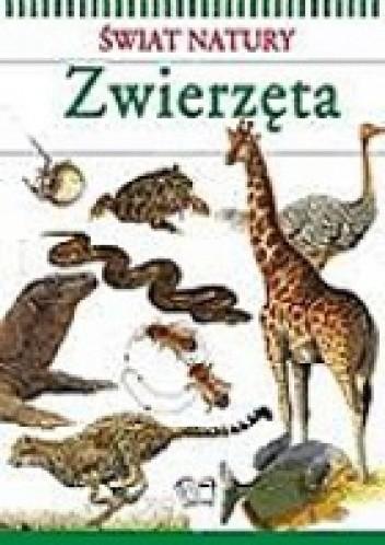 Okładka książki Świat natury Zwierzęta