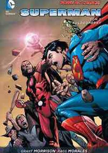 Okładka książki Superman: Kuloodporny