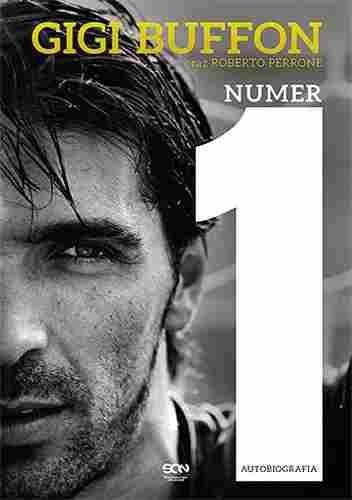 Okładka książki Gigi Buffon. Numer 1