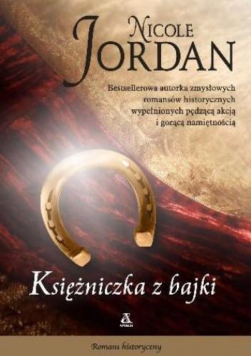 Okładka książki Księżniczka z bajki