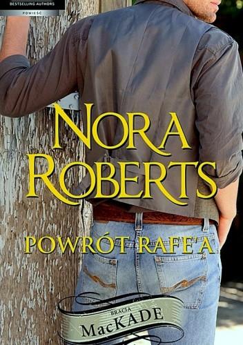 Okładka książki Powrót Rafe'a