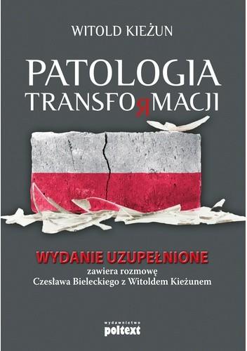 Okładka książki Patologia transformacji