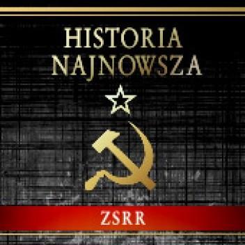 Okładka książki Dźwiękowy przewodnik po historii najnowszej. Związek Radziecki