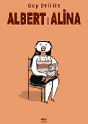 Okładka książki Albert i Alina