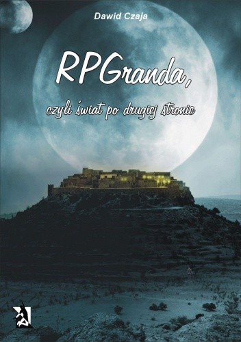Okładka książki RPGranda, czyli świat po drugiej stronie
