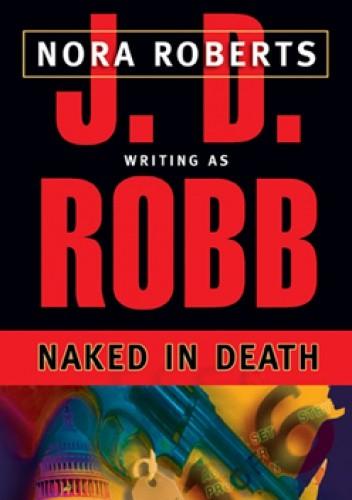 Okładka książki Naked in Death