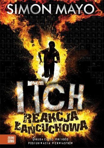 Okładka książki Itch. Reakcja łańcuchowa