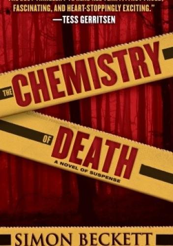 Okładka książki The Chemistry of Death