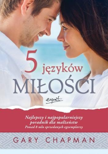 Okładka książki 5 języków miłości