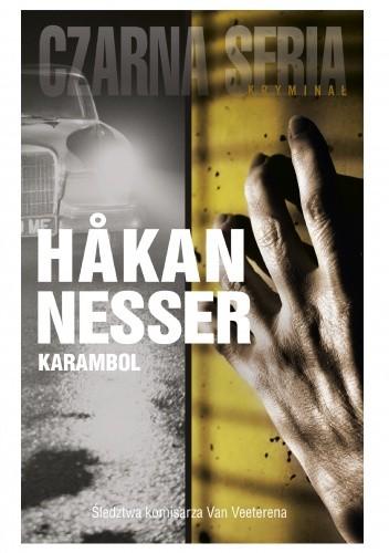 Okładka książki Karambol
