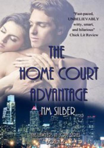 Okładka książki The Home Court Advantage