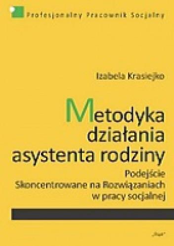 Okładka książki Metodyka działania asystenta rodziny