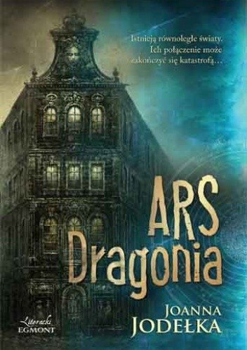 Okładka książki Ars Dragonia