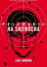 Okładka książki Polowanie na Snowdena