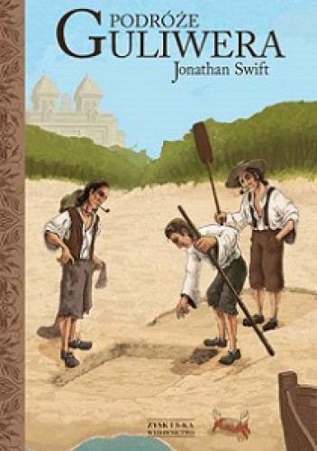 Okładka książki Podróże Guliwera