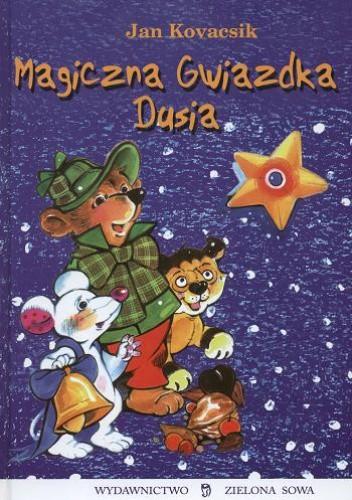 Okładka książki Magiczna Gwiazdka Dusia