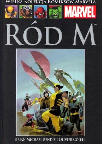 Okładka książki Ród M