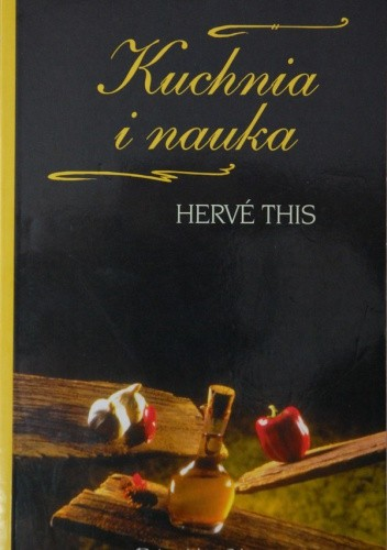 Okładka książki Kuchnia i nauka