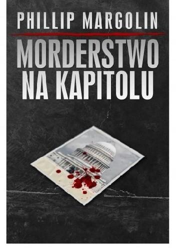Okładka książki Morderstwo na Kapitolu