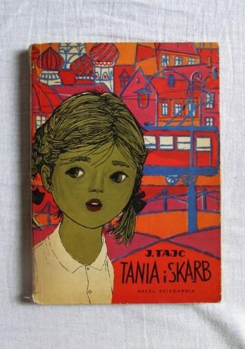 Okładka książki Tania i skarb