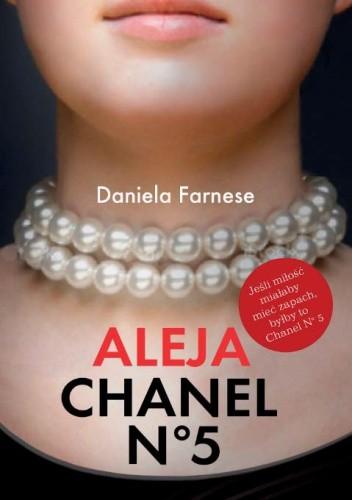Okładka książki Aleja Chanel N°5