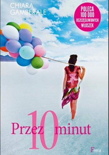 Okładka książki Przez 10 minut