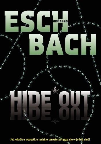 Okładka książki Hide*Out
