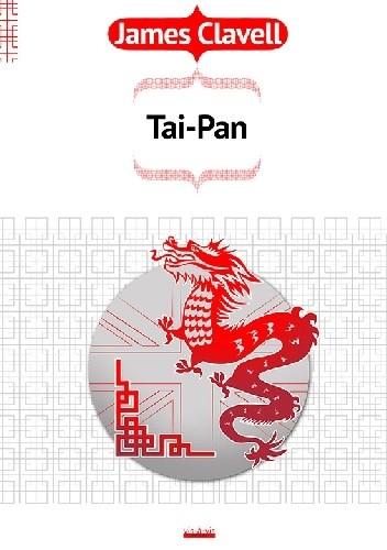 Okładka książki Tai-pan