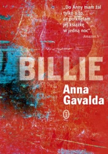 Okładka książki Billie
