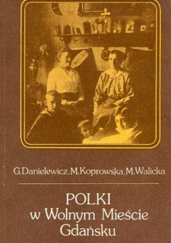 Okładka książki Polki w Wolnym Mieście Gdańsku